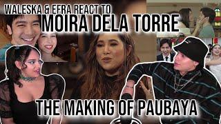 Download Waleska & Efra react to Paubaya [Behind The Scenes]: The Story Of Paubaya by Moira Dela Torre ❄