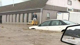 Канада: дожди затопили бывшую столицу Олимпийских игр