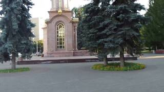 Кемерово, Прогулка по городу август 2014
