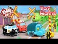 Heroes of the City - Toy Movie – EP03 Trouble on the Tracks