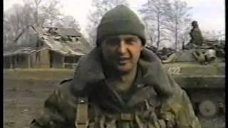 Чечня.  Бой за Алхан Юрт в 1999