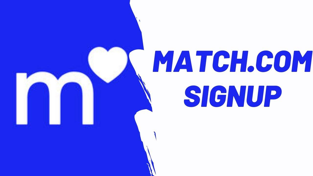 Www match com sign up