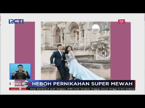 Ayah Mempelai Klarifikasi Kehebohan Pernikahan 'Crazy Rich Surabaya' - SIS 01/12