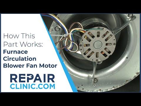 furnace-circulation-blower-fan-motor-replacement