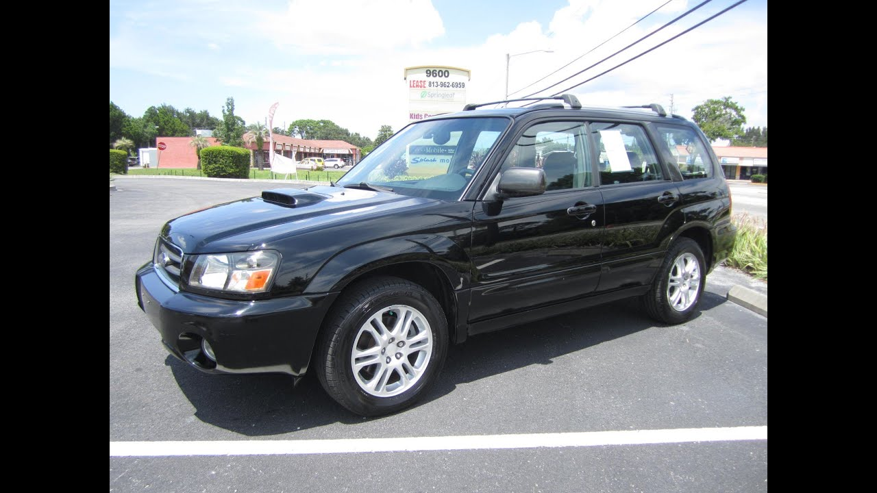 Sold Subaru Forester Xt 73k Miles One Owner