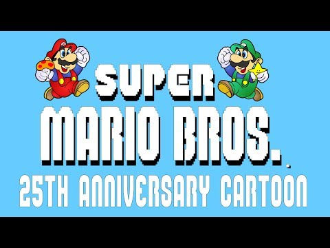 Super Mario Bros. 25th Anniversary Cartoon