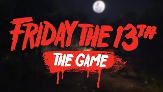 HE SEEN ME!!! Friday the 13th the game