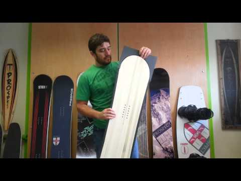Ready to PressSnowboard Build kit by Prospect Snow and Wake