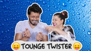She is Brutal in This One |Tongue Twister Challenge