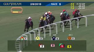 Gulfstream Park Replay Show | February 8, 2019