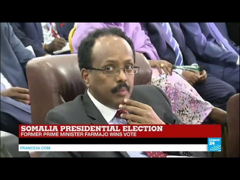 Somalia: Former PM Farmajo wins presidential election, incumbent concedes defeat