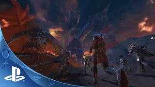 Neverwinter - Official Announce Trailer   PS4