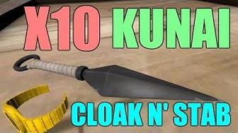 TF2 - Cloak n' Stab [TF2x10]