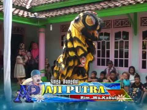 JARAN GOYANG  AJI PUTRA LIVE DS.GAGASARI  24 DESEMBER 2017