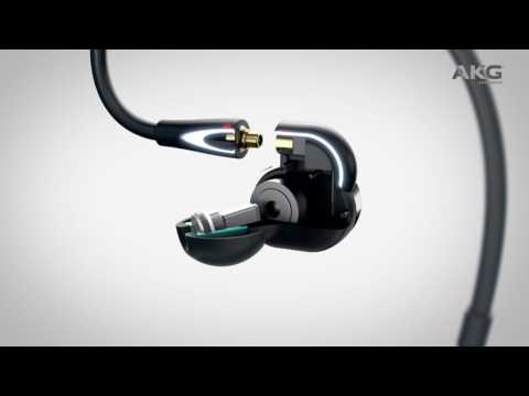AKG N40 - A superb sound experience you can make your own.