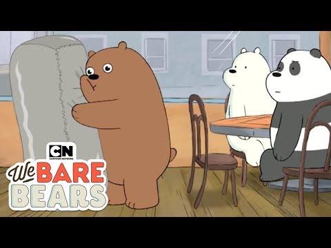 We Bare Bears | Burrito 🌯(Hindi) | Cartoon Network