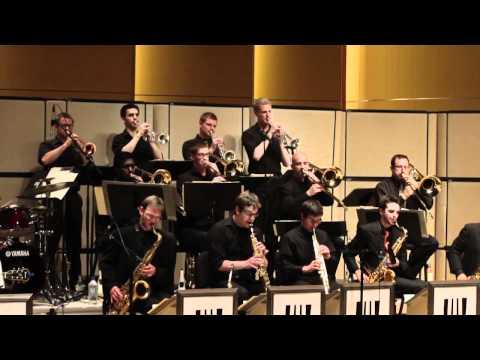 Central Washington University, Jazz Band I, St. Thomas