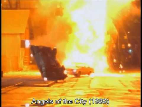 L.A. Heat stock footage ~ Angels of the City