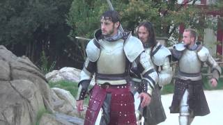 Les Chevaliers De La Table Ronde ~ Puy du Fou 2014