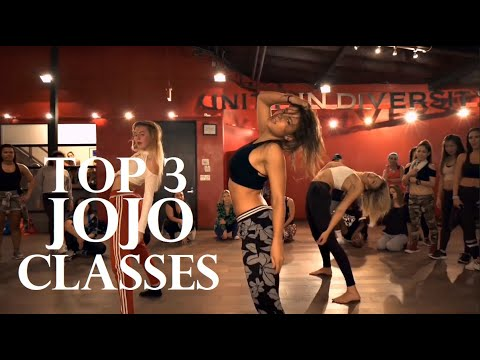 JADE CHYNOWETH - TOP 3 JOJO GOMEZ CLASSES