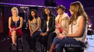 the saturdays interview part 3 aol sessions 2010