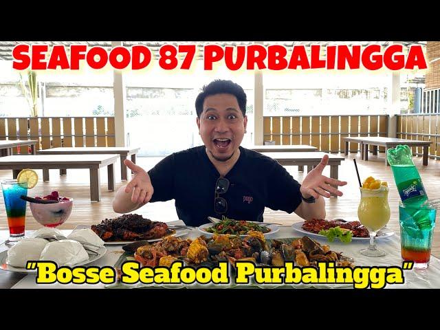 SEAFOOD 87 #PURBALINGGA