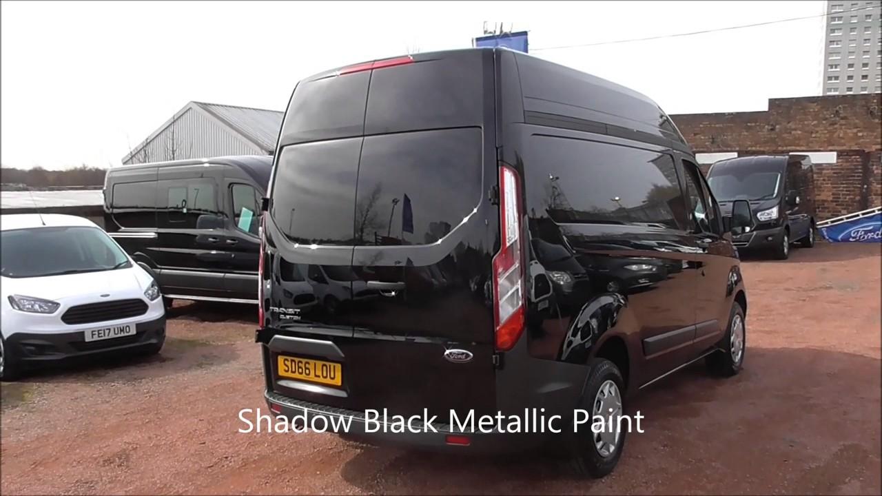 ford transit custom 2 0 tdci 130ps high roof trend van. Black Bedroom Furniture Sets. Home Design Ideas
