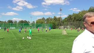 Практика группы 1704 Центра по подготовке детско-юношеских имени К.И. Бескова
