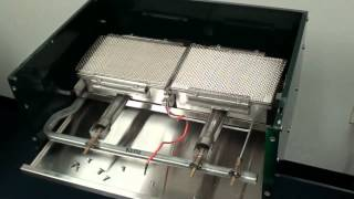 tec patio ii gas grill infrared burner removal procedures