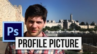 Photoshop: How to make your profile photo look amazing with 6 tricks (for Facebook or more)