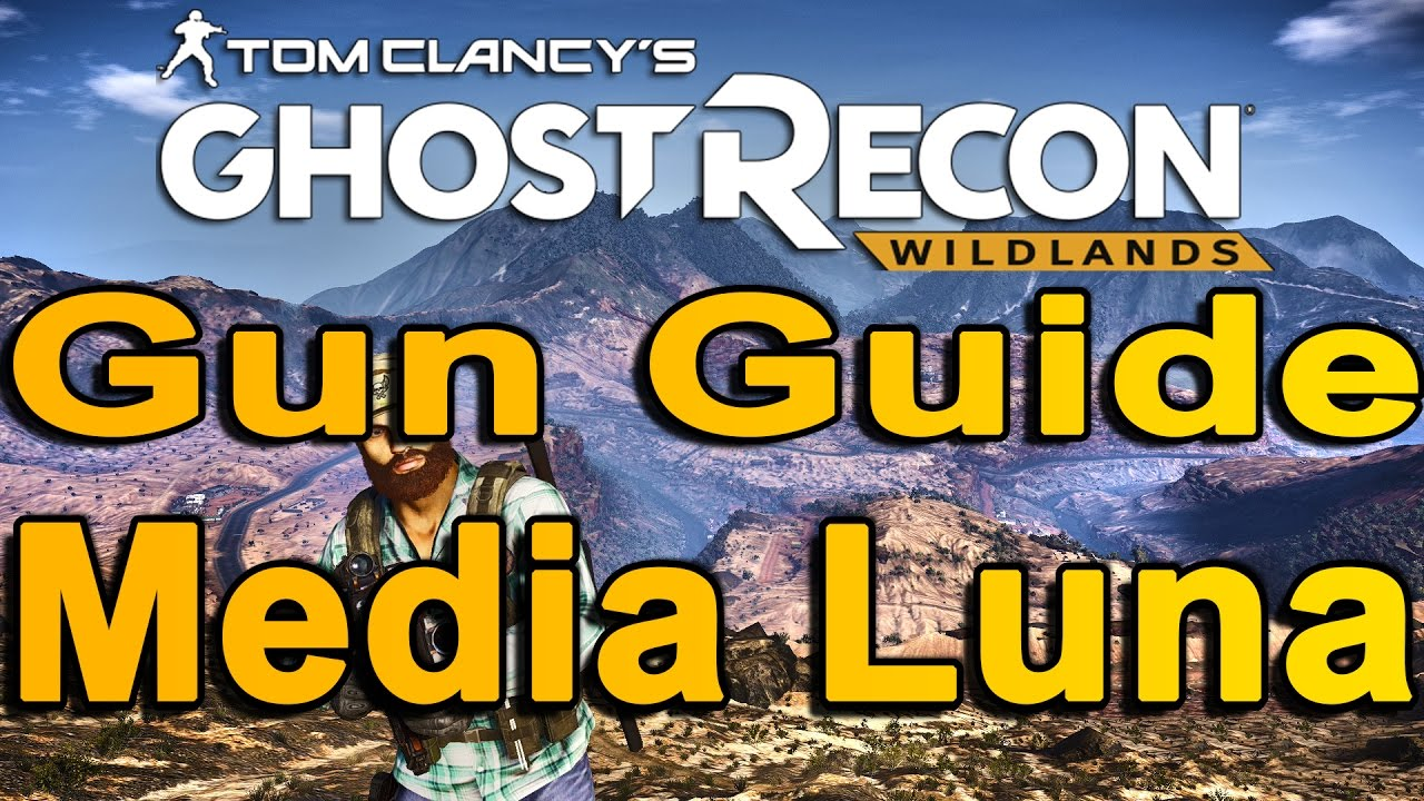 ghost recon wildlands how to get acr