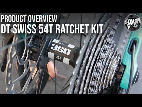 DT Swiss 54T Ratchet Kit (And Why It&39;s the Best $100 You&39;ll Spend!)
