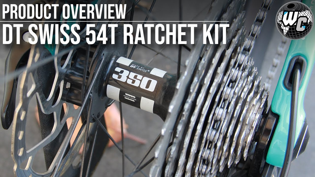 bceb17a0ff2 DT Swiss 54T Ratchet Kit (And Why It's the Best $100 You'll Spend ...