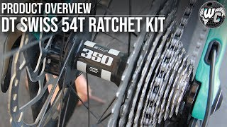 DT Swiss 54T Ratchet Kit (And Why It's the Best $100 You'll Spend!)