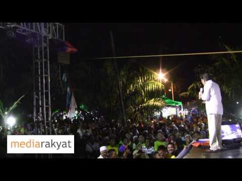 Anwar Ibrahim: Anak Johor Bangkit Bagi Kejutan, Tumbang UMNO Barisan Nasional