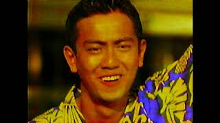 またまた出ましたーーー!!「アパガード」の別バージョン。 関根勤さんと長嶋茂雄さんのコンビもいいですね.
