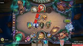 Some Hearthstone Dungeon Monster Runs
