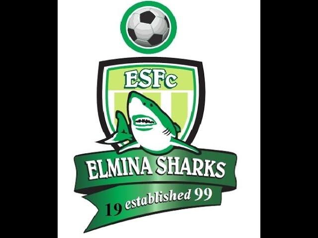Elmina Sharks Beat Ebusua Dwarfs