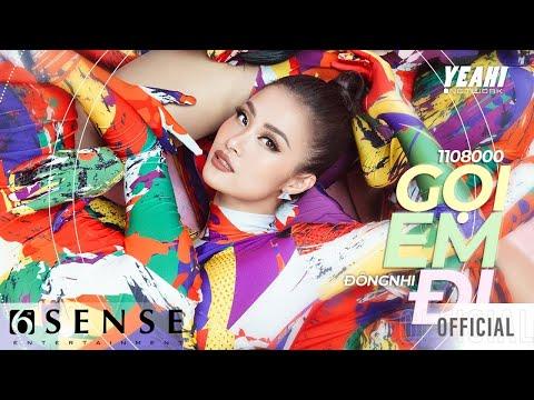 Gọi Em Đi - Đông Nhi Ft TikTok [ Official Dance MV ]