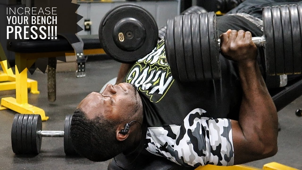This Workout Will Increase Your Bench Press Mass Building Routine For Chest Shoulders Triceps
