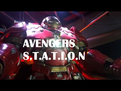 Marvel's Avengers S.T.A.T.I.O.N. THE EXHIBITION - Las Vegas