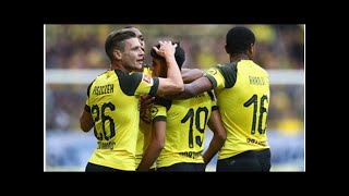 Borussia Dortmund vs. RB Leipzig Spielbericht, 26.08.18, Bundesliga |