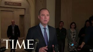 Rep. Adam Schiff: Trump Cancelling Davos Trip 'Completely Inappropriate' | TIME