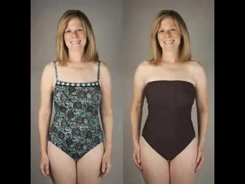 Утягивающие купальники Miraclesuit: фигура до и после примерки