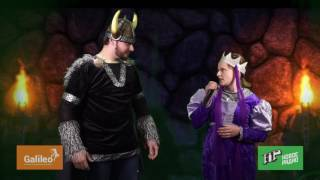 """Кино-скетч №29 """"Викинг и Королева"""""""