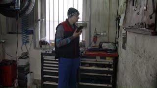Do warsztatu zadzwoniła klientka ze świecącym się czajniczkiem! #Mechanicy