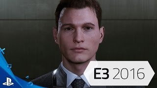 Detroit Become Human - E3 PS4 Trailer