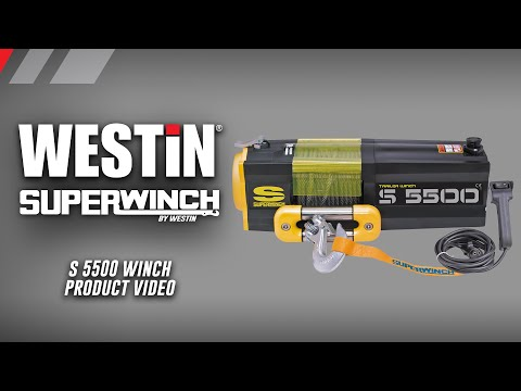 Superwinch S 5500