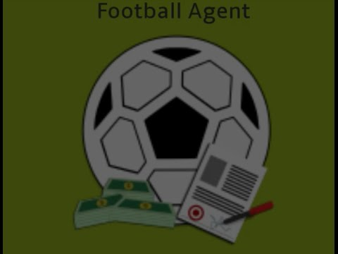 Football Agent Pt.1 (Cool Android Sim Game)