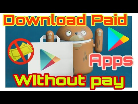 How to Get Paid Apps for Free from Google Play Store ...